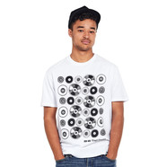101 Apparel - 33-45 Vinyl Groove T-Shirt