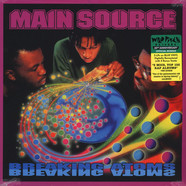 Main Source - Breaking Atoms - The Remaster Blue Vinyl Edition