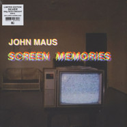 John Maus - Screen Memories Silver Vinyl Edition