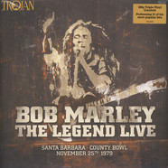 Bob Marley & The Wailers - The Legend Live In Santa Barbara