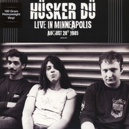 Hüsker Dü - Live in Minneapolis August 28th 1985