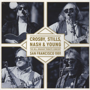 Crosby, Stlls, Nash & Young - Bill Graham Tribute