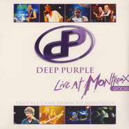 Deep Purple - They All Came Down To Montreux - Live At Montreux 2006 Black Vinyl Edition
