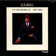 Z.Z. Hill - In Memorium 1935-1984