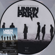 Linkin Park - Minutes To Midnight Picture Disc Edition