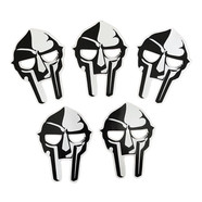 MF Doom - Mask Stickers
