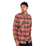 Brixton - Bowery L/S Flannel Shirt