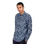 Barbour - Indigo Camo Shirt