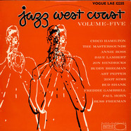 V.A. - Jazz West Coast Volume-Five