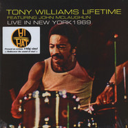 Tony Williams Lifetime, The - Live In New York 1969