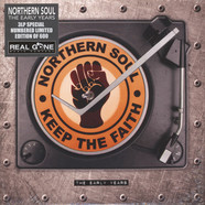 V.A. - Northern Soul - The Early Years Volume 1 Clear Vinyl Edition