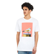 Cleptomanicx - Paint Gull T-Shirt