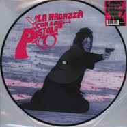 Peppino De Luca - OST La Ragazza Con La Pistola Picture Disc Edition