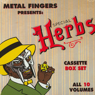 MF Doom - Special Herbs: Cassette Box Set