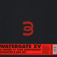 V.A. - Watergate XV - Ltd.15 Years Boxset