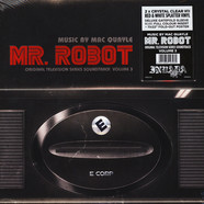 Mac Quayle - OST Mr. Robot Volume 3 Colored Vinyl Edition