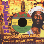 Dread Locks Fay (Fay Bennett) / The Upsetters - Back-Way / Fay-Dread-Locks
