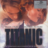 V.A. - OST Titanic 20th Anniversary Transparent Vinyl Edition