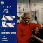 Junior Mance - Truckin' And Trakin'
