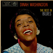 Dinah Washington - Dinah Washington Sings The Best In Blues