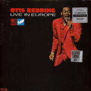 Otis Redding - Live In Europe 50th Anniversary Mono Edition