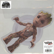 Sneepers, The / Tyler Bates - OST Guardians Of The Galaxy Volume 2 Baby Groot Picture Disc (Guardians Inferno Feat. David Hasselhoff / Dad)