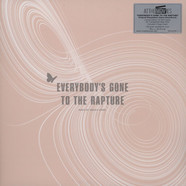 Jessica Curry - OST Everybody's Gone To The Rapture Blue Vinyl Edition