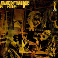 Various - Atlantic Rhythm & Blues 1947-1974 (Volume 2 1952-1955)