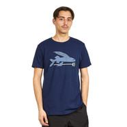 Patagonia - Flying Fish Organic T-Shirt