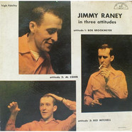 Jimmy Raney - Jimmy Raney In Three Attitudes
