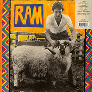 Paul McCartney & Linda McCartney - Ram