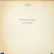 Pat Metheny Group - Live In Concert