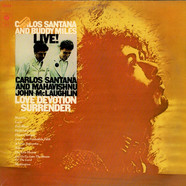 Carlos Santana And Buddy Miles And John McLaughlin - Live! / Love Devotion Surrender