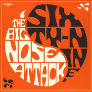 Big Nose Attack - Sixty-Nine Orange Vinyl Edition