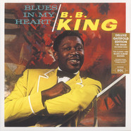 B.B. King - Blues In My Heart Gatefold Sleeve Edition