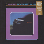 Oscar Peterson Trio - Night Train Gatefold Sleeve Edition
