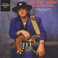 Stevie Ray Vaughan & The Double Trouble - Live at Ocean Center Daytona Beach March 25th 1987