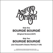 Ashford and Simpson - Bourgie Bourgie Joe Claussell Remix
