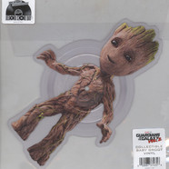 Sneepers, The / Tyler Bates featuring David Hasselhoff - OST Guardians Of The Galaxy Volume 2 Baby Groot Picture Disc (Guardians Inferno Feat. David Hasselhoff / Dad)