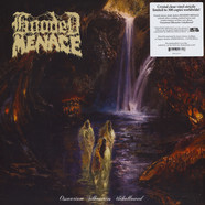 Hooded Menace - Ossuarium Silhouettes Unhallowed Clear Vinyl Edition