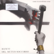 Banco Del Mutuo Soccorso - Come In Un#Ultima Cena White Vinyl Edition