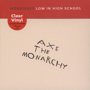 Morrissey - Low In High School 7inch Boxset