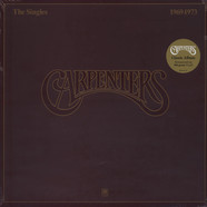 Carpenters, The - The Singles 1969-1973