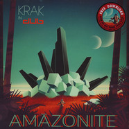 Krak In Dub - Amazonite LP 01