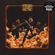 Imperial State Electric - Anywhere Loud Orange / Black Marbled Vinyl Edition
