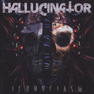 Hallucinator - Iconoclasm Clear & Solid Red Mixed Vinyl Edition