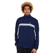 Lacoste - Heavy Pique With Emerised Back Sweatshirt
