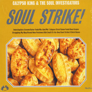 Calypso King & The Soul Investigators - Soul Strike!