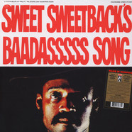 Melvin van Peebles - OST Sweet Sweetbacks Baadasssss Song