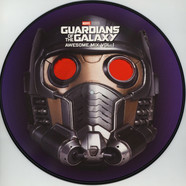 V.A. - OST Guardians Of The Galaxy Volume 1 Picture Disc Edition
